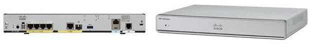 Cisco 1100 ISR z Cisco IOS® XE- następca routerów ISR 89X