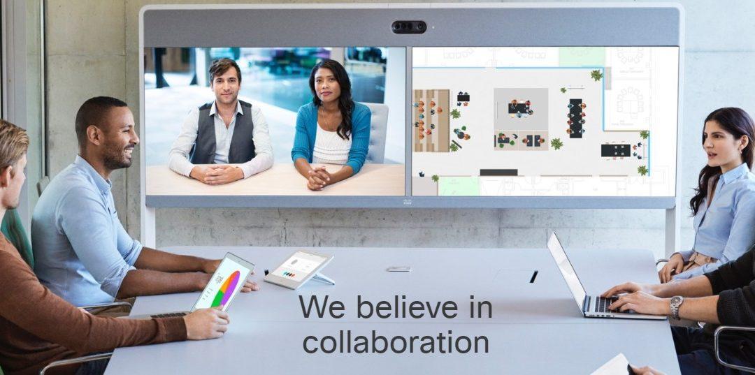 Jak sprawnie i efektywnie komunikować się w firmie z klientami lub uczelni ze studentami? Nowoczesna komunikacja Cisco Webex