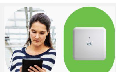 Sieć bezprzewodowa dla firmy z zarządzana z kontrolera umiejscowionego na AP? Cisco Mobility Express