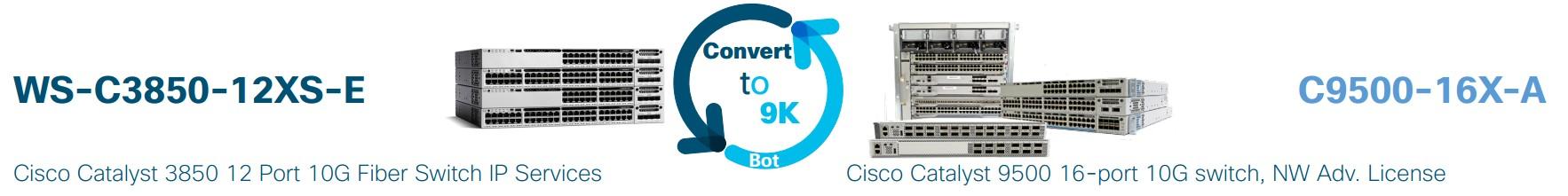 Przełacznik C9500-16X-A (Cisco Catalyst 9500 16-port 10G