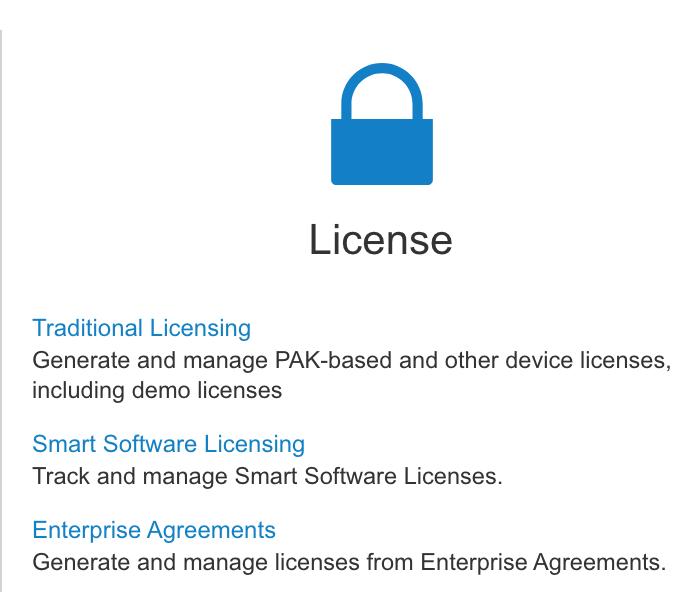 Jak sprawdzić czy licencja typu Smart jest przypisana do naszego konta Cisco?