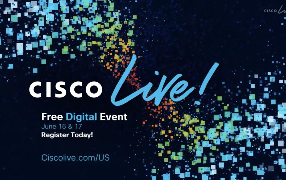 Cisco Live – 16 i 17 czerwca 2020