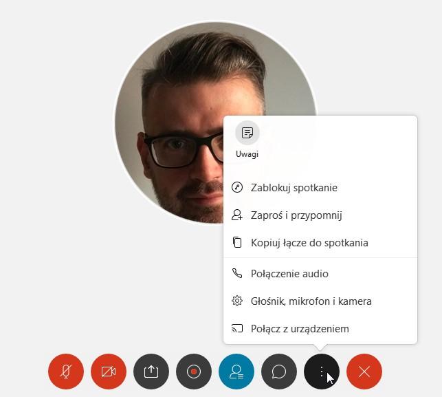 Cisco Webex Meetings i Events – jak ustawić język polski – aktualizacja wrzesień 2020