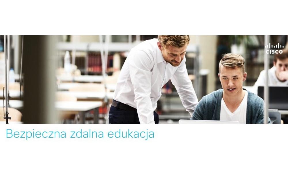 Webinar – Bezpieczna zdalna edukacja – 18 i 25 listopada (środy) godz. 10:00