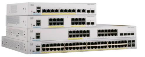 Cisco Catalyst 1000 Series Switches – przełączniki dostępowe